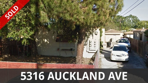 Apartment Listing | 5316 Auckland Ave