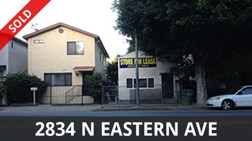Commercial Listing | 2834 N Eastern Ave