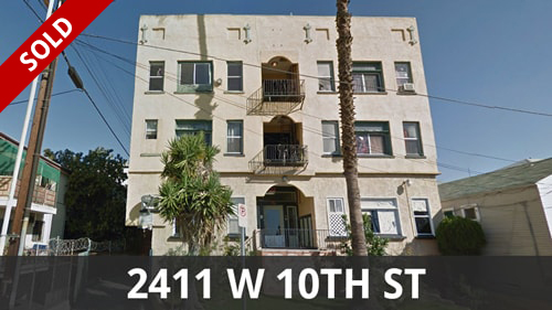 2411 W 10th St · Apartment Listing ...